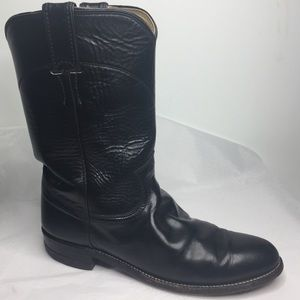 "Justin Women's Cora 10"" Roper Boots"